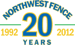 Northwest Fence 20 years